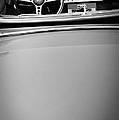Jaguar Steering Wheel - Emblem by Jill Reger