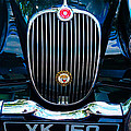 Jaguar Xk-150 1961 by William Jobes