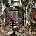 Jail Cell Barber by Adam Jewell