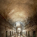 Jail - Eastern State Penitentiary - End Of A Journey by Mike Savad