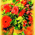 J'aime Le Bouquet by Ted Azriel