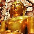 Jain Temple Amarkantak India by Kim Bemis