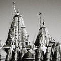 Jain Temple Towers by Shaun Higson