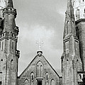 Jakarta Cathedral  by Shaun Higson