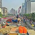 Jakarta Grow Up by Akbar Nugraha