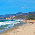 Jalama Beach Santa Barbara County California by Barbara Snyder