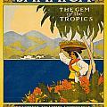 Jamaica The Gem Of The Tropics by Georgia Fowler