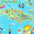 Jamaica by Virginia Ann Hemingson