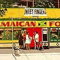 Jamaican Food by Paul Guyer