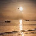 Jamaican Sunrise by Nick Jaramillo