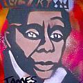 James Baldwin by Tony B Conscious