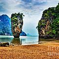 James Bond Island by Syed Aqueel