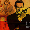 James Bond by Marvin Blaine