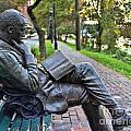 James Bradley Statue 9882 by Jack Schultz