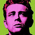 James Dean 003 by Bobbi Freelance