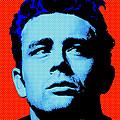 James Dean 005 by Bobbi Freelance
