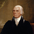 James Madison by Chester Harding