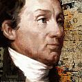 James Monroe by Corporate Art Task Force
