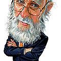 James Randi by Art