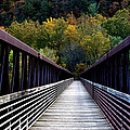 James River Footbridge by Cathy Shiflett