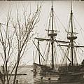 Jamestown 1607 by Bob Hislop