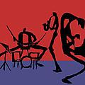 Jammin Jazz Quintet by Rhodes Rumsey