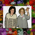 Jane And Mom by Bruce Nutting