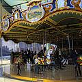 Jane's Carousel 1 In Dumbo by Madeline Ellis