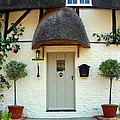 Janes Cottage Nether Wallop by Terri Waters