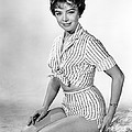 Janet Munro In The Day The Earth Caught Fire  by Silver Screen