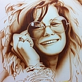 Janis by Christian Chapman Art