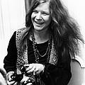 Janis Joplin 1969 by Chris Walter