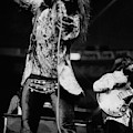 Janis Joplin On Stage by Charles Tracy