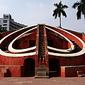 Jantar Mantar - New Delhi - India by Aidan Moran