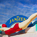 Jantzen Diver by Alice Gipson