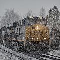 January 23. 2015 - Csx T103-3 by Jim Pearson