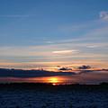 January Sunset 2 by Dan McCafferty
