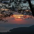January Sunset Akyaka by Tracey Harrington-Simpson