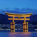 Japan, Miyajima, Itsukushima Shrine by Rob Tilley