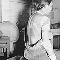 Japanese Female Victim Of Atom Bomb by Everett