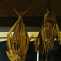 Japanese Fish And Seafood Dried Decoration by Feile Case