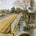 Japanese Garden by Robert Storost