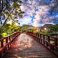 Japanese Gardens by Debra and Dave Vanderlaan