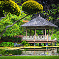 Japanese Gazebo by Inge Johnsson