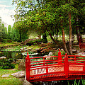 Japanese - Harmony And Nature by Mike Savad