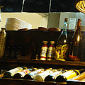 Japanese Kitchen And Sake Selection by Feile Case