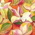 Japanese Magnolia by Kelly Perez