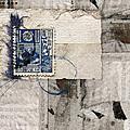 Japanese Postage 20 Sen by Carol Leigh