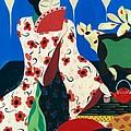 Japanese Tea by Jacquelinemari