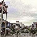 Japantown - Nihon Machi - San Francisco by Daniel Hagerman